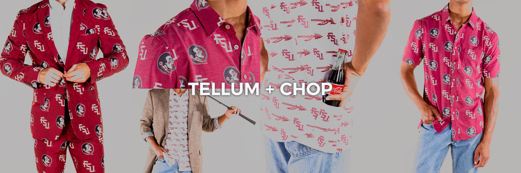 Tellum + Chop