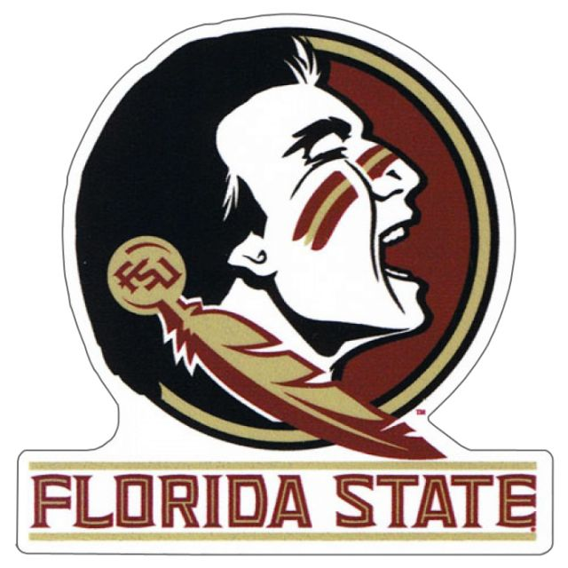 Florida State Seminoles 6 Piece Tailgate Magnet Set and Mascot Magnet