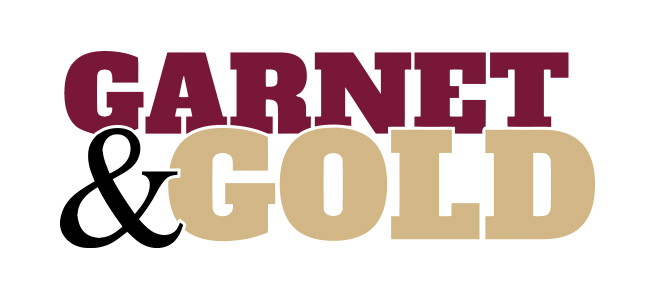 Garnet and Gold Logo